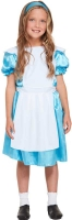 Wholesalers of Fancy Dress Child Alice Large 10-12 Yrs toys image