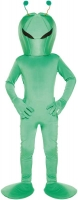 Wholesalers of Fancy Dress Child Alien Large 10-12  Yrs toys image