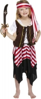 Wholesalers of Fancy Dress Child Buccaneer Pirate Medium 7-9 Yrs toys image
