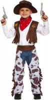 Wholesalers of Fancy Dress Child Cowboy Medium 7-9 Yrs toys image