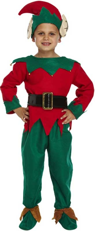 Wholesalers of Fancy Dress Child Elf Small 4-6 Yrs toys