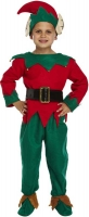 Wholesalers of Fancy Dress Child Elf Small 4-6 Yrs toys image