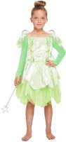 Wholesalers of Fancy Dress Child Green Fairy Large 10-12 Yrs toys image