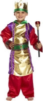 Wholesalers of Fancy Dress Child King Small 4-6 Yrs toys image