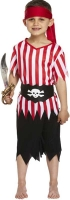 Wholesalers of Fancy Dress Child Pirate Medium 7-9 Yrs toys image