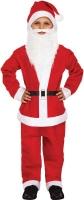 Wholesalers of Fancy Dress Child Santa 5 Pcs Boy Medium 7-9 Yrs toys image