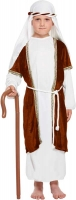 Wholesalers of Fancy Dress Child Shepherd Brown Small 4-6 Yrs toys image