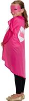 Wholesalers of Fancy Dress Child Superhero Pink One Size toys image