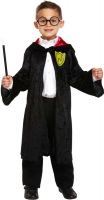 Wholesalers of Fancy Dress Child Wizard Boy Small 4-6 Yrs toys image