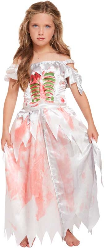 Wholesalers of Fancy Dress Child Zombie Daughter Medium 7-9 Yrs toys