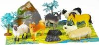 Wholesalers of Farm Animal Tub Large toys image