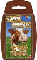 Wholesalers of Top Trumps - Farm Animals toys image