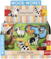 Wholesalers of Farm Chunky Puzzle toys image 2