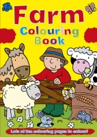 Wholesalers of Farm Colouring Book toys image