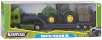 Wholesalers of Farm Tractor Transporter toys image