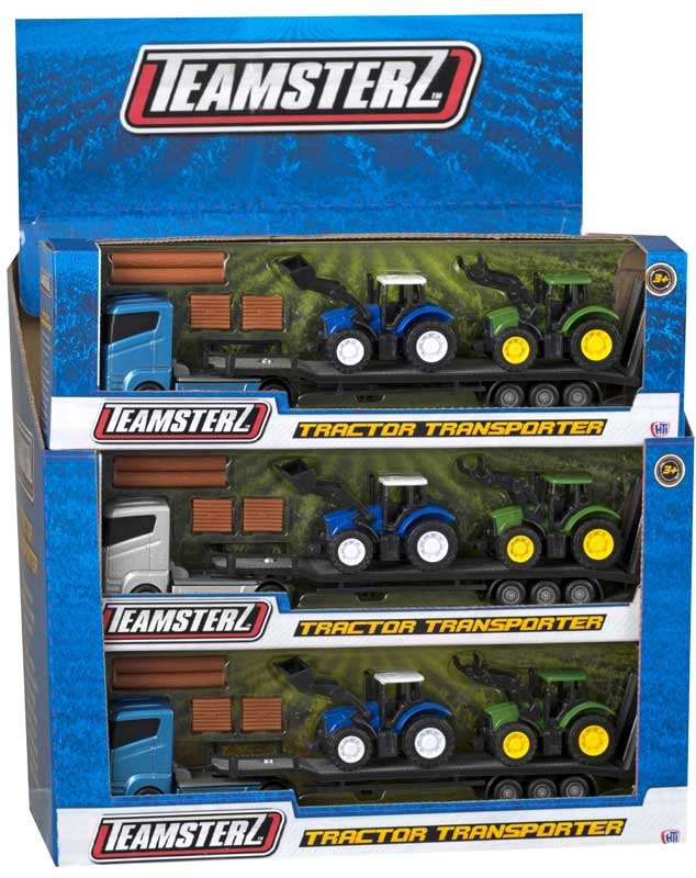 Wholesalers of Farm Tractor Transporter toys