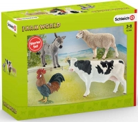 Wholesalers of Schleich Farm World Starter Set toys image