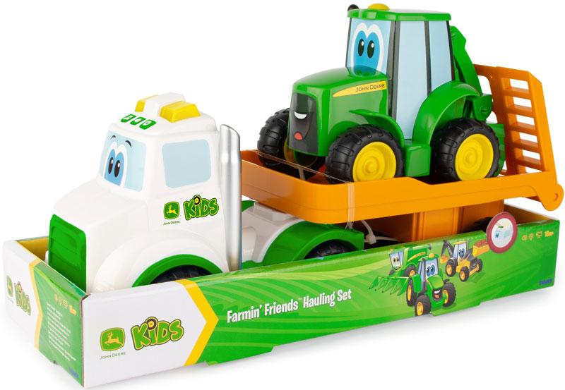 Wholesalers of Farmin Friends Hauling Set toys