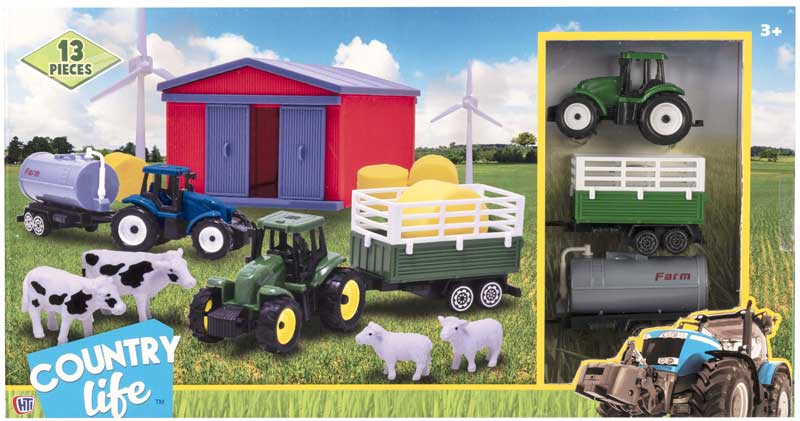 Wholesalers of Farmyard Playset toys