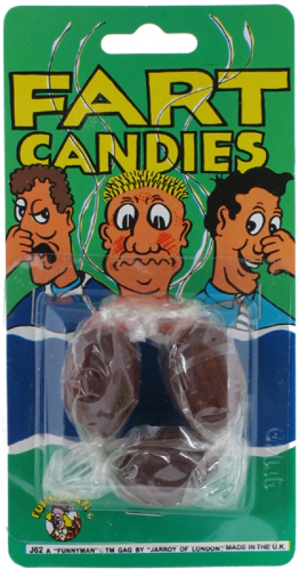 Wholesalers of Fart Candies toys