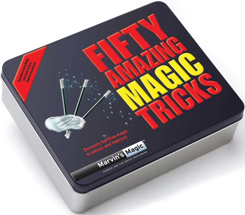 Wholesalers of Fifty Amazing Magic Tricks toys