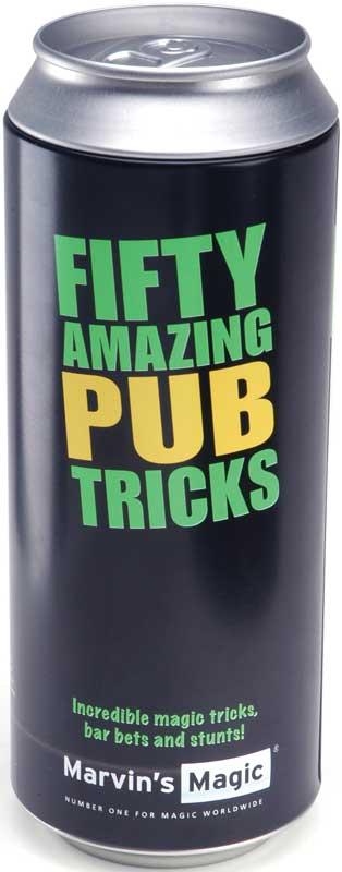 Wholesalers of Fifty Amazing Pub Tricks toys