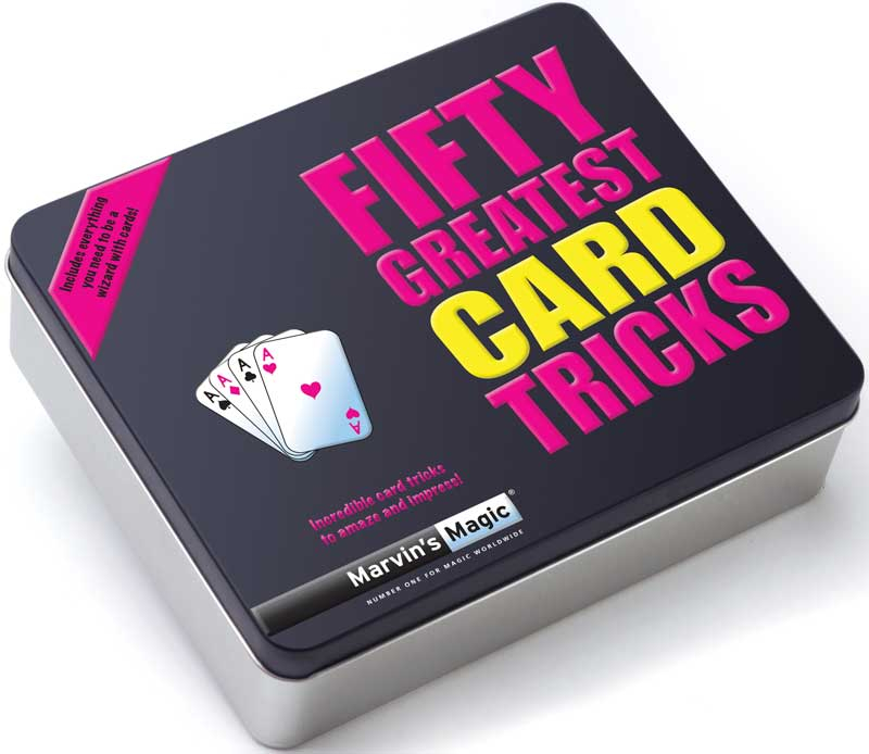 Wholesalers of Fifty Greatest Card Tricks toys