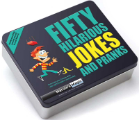 Wholesalers of Fifty Hilarious Jokes And Pranks toys Tmb