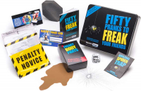 Wholesalers of Fifty Outrageous Scams And Hustles toys image 2