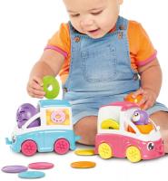 Wholesalers of Fill & Pop Snack Trucks Asst toys image 3