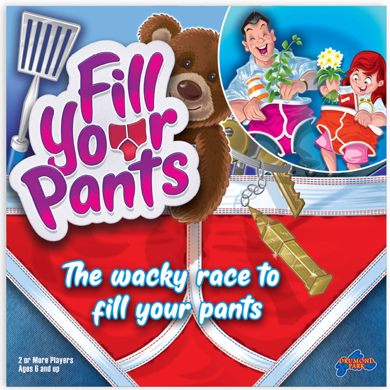 Wholesalers of Fill Your Pants toys