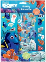 Wholesalers of Finding Dory Novelty Sticker Fun toys image