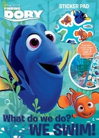 Wholesalers of Finding Dory Sticker Pad toys image
