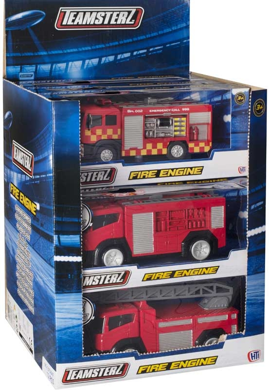 Wholesalers of Fire Engine Asst toys