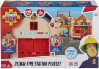 Wholesalers of Fireman Sam Deluxe Fire Station Playset toys image