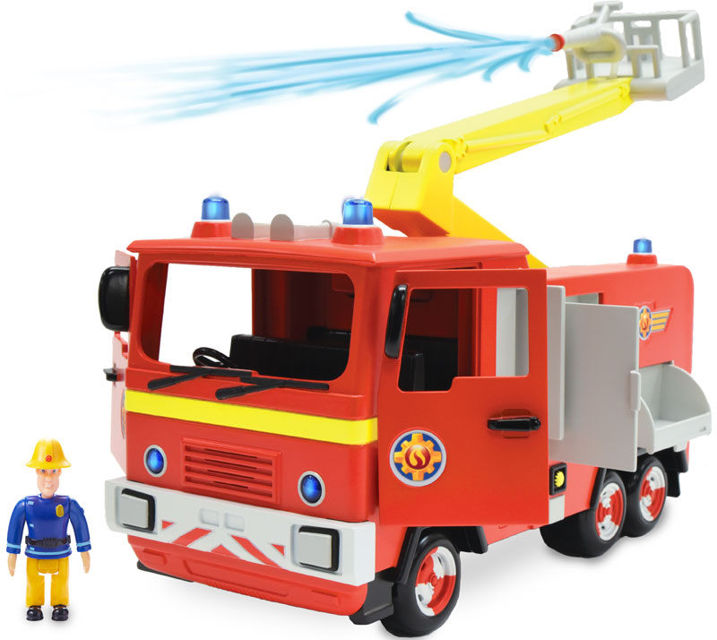 Wholesalers of Fireman Sam Electronic Spray And Play Jupiter toys