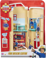 Wholesalers of Fireman Sam Fire Rescue Centre toys image
