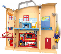 Wholesalers of Fireman Sam Fire Rescue Centre toys image 2