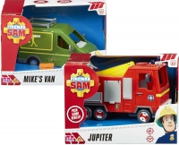 Wholesalers of Fireman Sam Mini Vehicles toys image