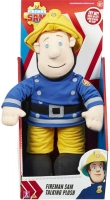 Wholesalers of Fireman Sam Talking Plush toys image