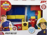 Wholesalers of Fireman Sam Utility Belt Set toys image