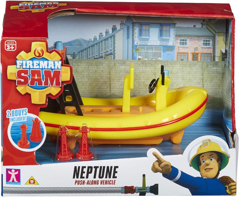 Wholesalers of Fireman Sam Vehicle - Neptune Solid toys