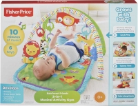 Wholesalers of Fisher-price 3-in-1 Musical Rainforest Activity Gym toys image