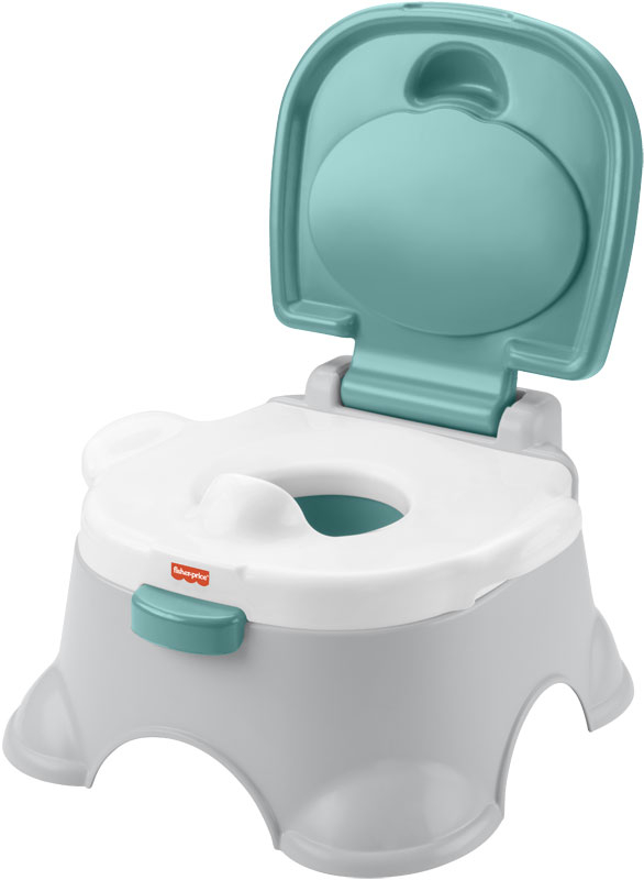 Wholesalers of Fisher Price 3 In1 Basic Potty toys