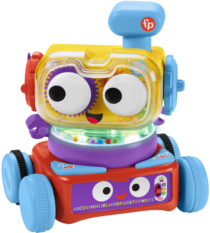 Wholesalers of Fisher-price 4-in-1 Ultimate Learning Bot toys