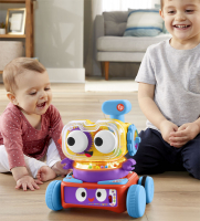 Wholesalers of Fisher-price 4-in-1 Ultimate Learning Bot toys image 3