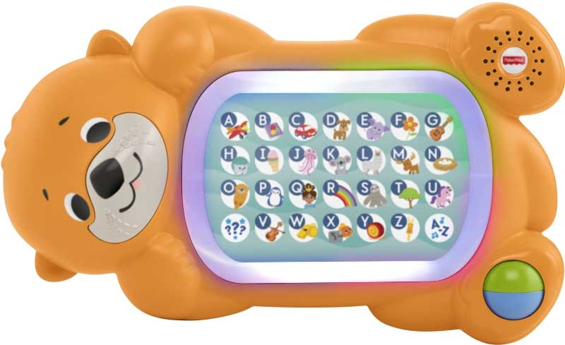 Wholesalers of Fisher Price A To Z Otter toys