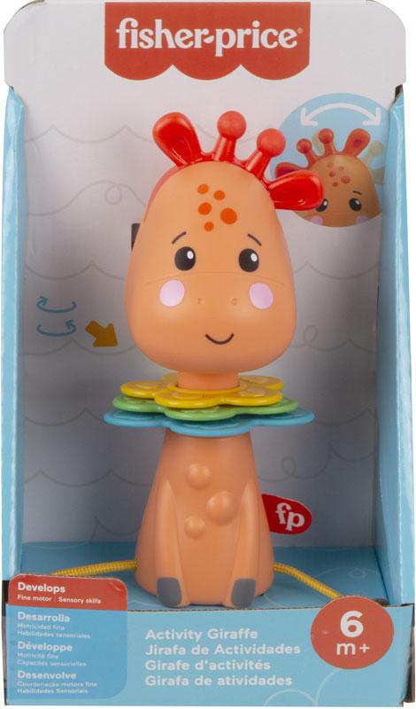 Wholesalers of Fisher Price Activity Giraffe toys
