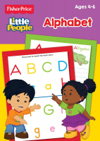 Wholesalers of Fisher Price Alphabet Activity Book toys image