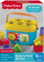 Wholesalers of Fisher Price Babys First Blocks toys image